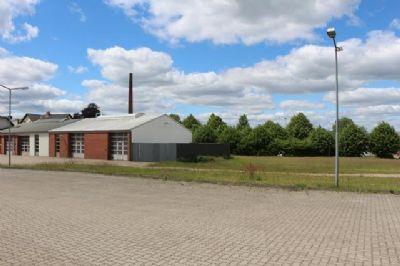 Lübz Industrieflächen, Lagerflächen, Produktionshalle, Serviceflächen