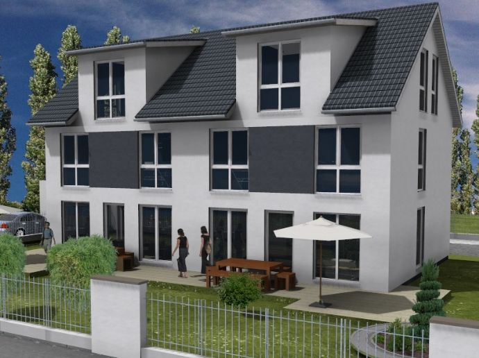 NEUBAU Doppelhaushälfte Wehringen - viel Platz für Familien - LETZTE HÄLFTE - inkl. Keller - NÄHE AUGSBURG !