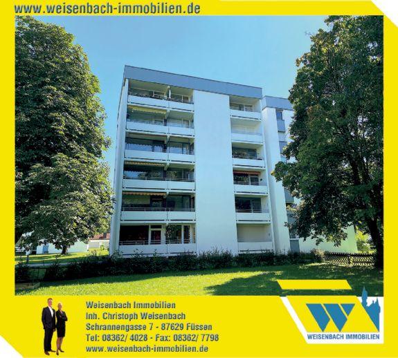 Sanierungsbedürftige 3-Zimmer-Eigentumswohnung mit Westbalkon