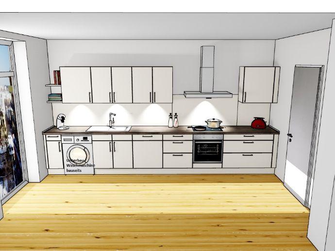 3-Zimmer-Altbau Wohnung Mitten in Weiden - neu saniert mit Aufzug - WG tauglich