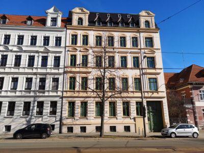 Teilsaniertes Wohn- und Geschäftshaus zu verkaufen