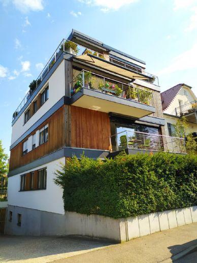 Große moderne 3-Zimmerwohnung in der