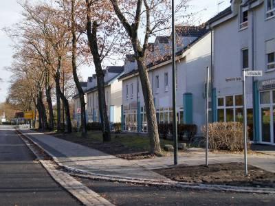 Petershagen Garage, Petershagen Stellplatz