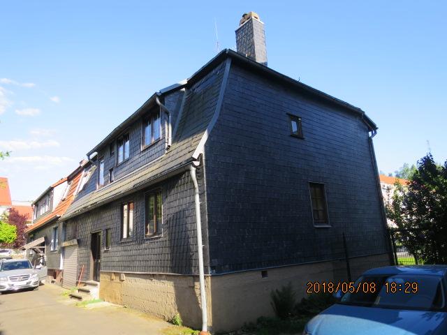Wozu zahlen Sie noch Miete bei dem Kaufpreis für ein Wohnhaus in ruhiger Lage von Suhl-Heinrichs mit viel Platz für die große Familie