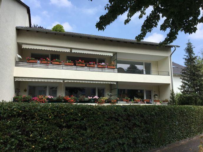 Bonn-Friesdorf, TOPRENOVIERTE helle 2 Zimmerwohnung mit Balkon
