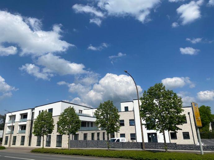 ERSTBEZUG! Exklusive Neubau Penthousewohnung am City-Carré Ahlen, KfW-Effizienzhaus 55