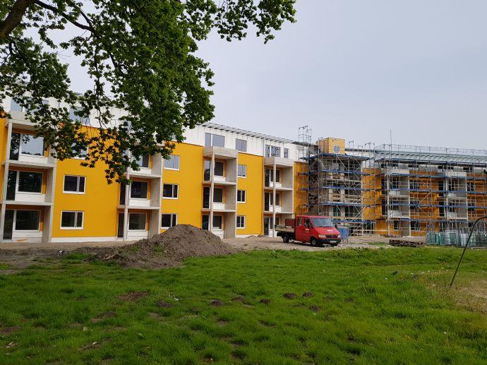 Neubau - Wohnen ohne Hürden