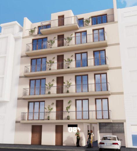 Wohnbaugrundstück 1522 m² BGF mit Baugenehmigung 11 WE 3 Townhouses 14 TG-Stellplätze