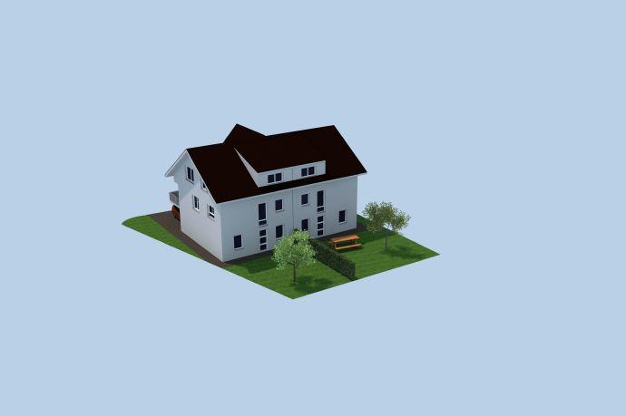 Großzügig Doppelhaushälfte in Albbruck