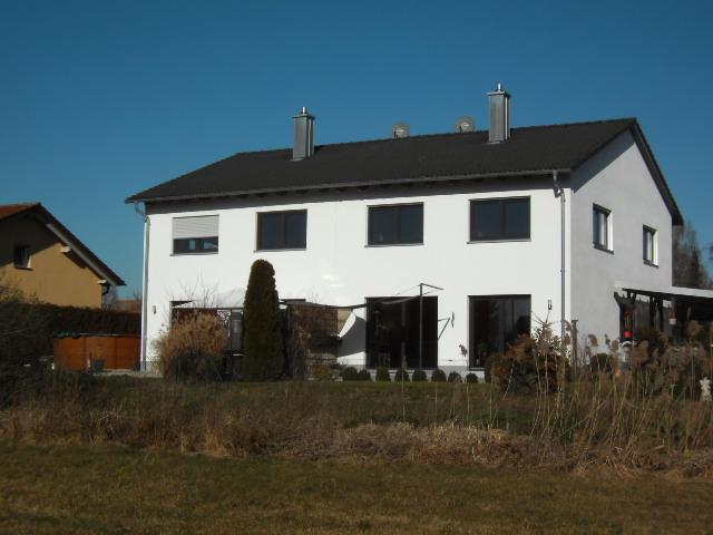+++Doppelhaushälfte in unverbauter Südlage! +++