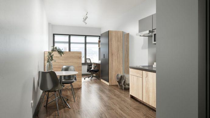 Möblierte Wohnung für Young Professionals