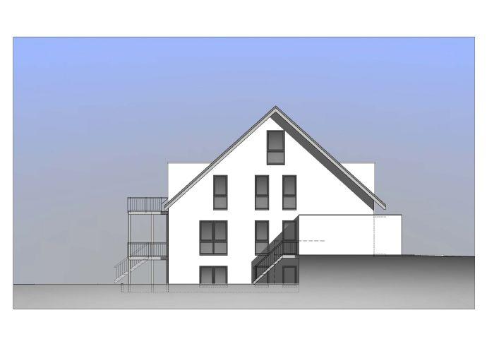 Modernes Zweifamilienhaus in ruhiger Lage