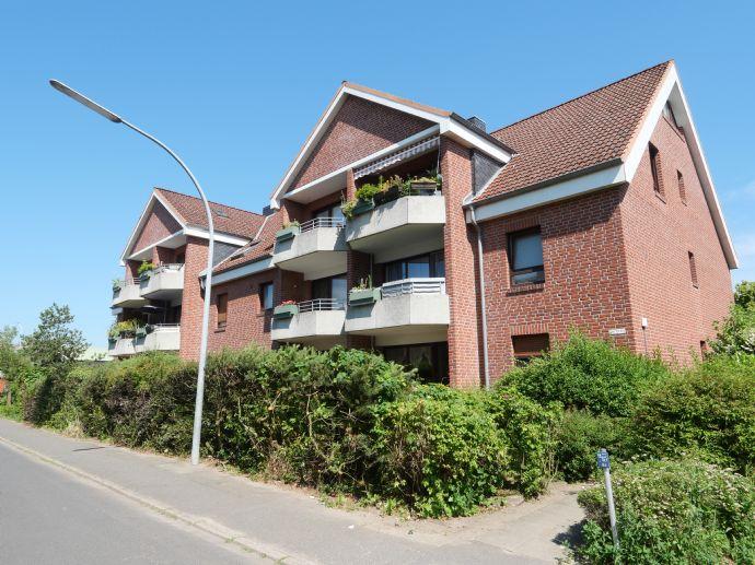 3 Zimmer-Wohnung in Stadtrandlage