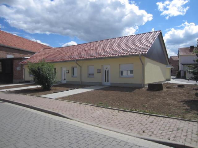 Schicke 2-Raum-Wohnung, barrierefrei mit Einbauküche und Fußbodenheizung