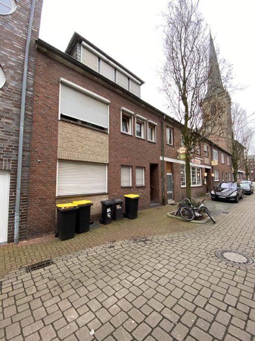 Mehrfamilienhaus mit 4 WE und Gaststätte , Stadtteil Wesel zu verkaufen