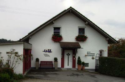 Ferienhaus Schwinger in Böbrach bei Bodenmais bestehend aus zwei Ferienwohnungen