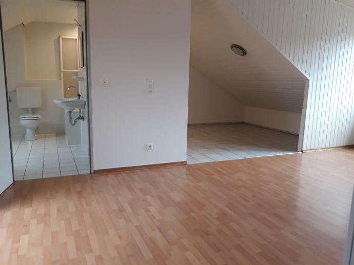 Ansprechende DG-Wohnung im Frankenberger Viertel