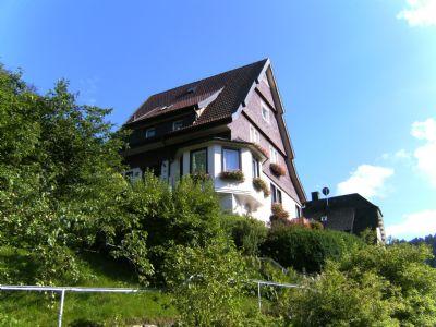 Fewo/Garten - schöne Fewo in bester Lage der Stadt, grandiose Aussicht, sonnig, zentral und doch ruhig