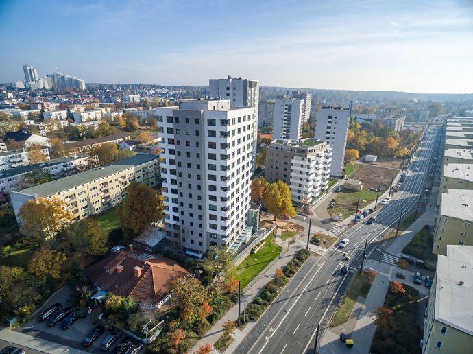 SKYLINE-BLICK- TOP- 4 Zimmer Wohnung