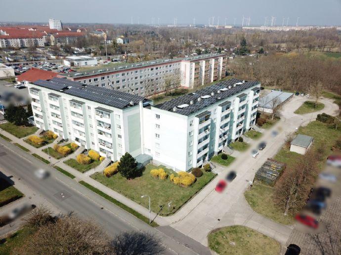 Gemütliche Wohnung | 3 Räume | Balkon | Bad mit Wanne