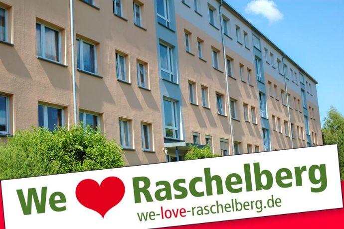 Wohnen im Grünen 3-Raum-Wohnung mit Balkon