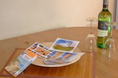 - familienfreundliches Ferienhaus Wattn´Blick -- Sauna-Häuschen, Kaminofen, Garten und vielen Extras schon ab 59 Euro ...