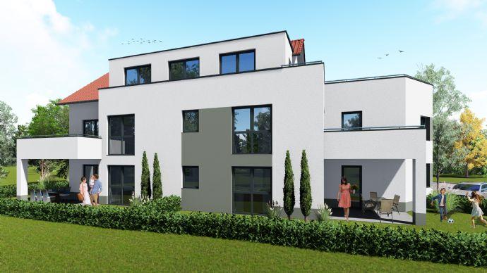 """Neubau 3-Zimmer-Wohnung zu vermieten, 5-Familienhaus """"Giardino"""" in Senden"""