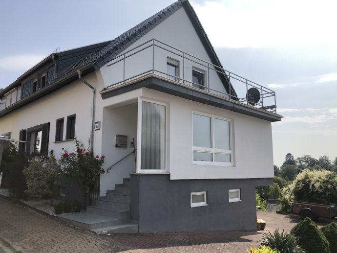 Doppelhaushälfte mit Terrasse und Garten in Sulzbach/Neuweiler