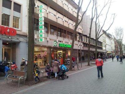 Worms Ladenlokale, Ladenflächen