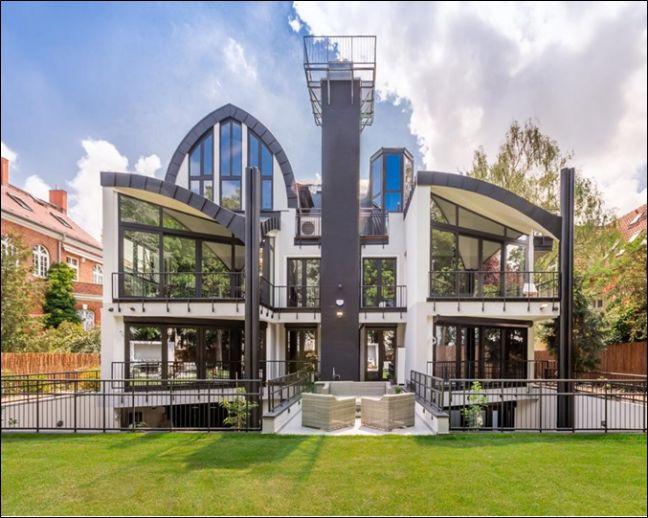 Schöne 3 Zimmer-Wohnung in bester Grunewald-Lage