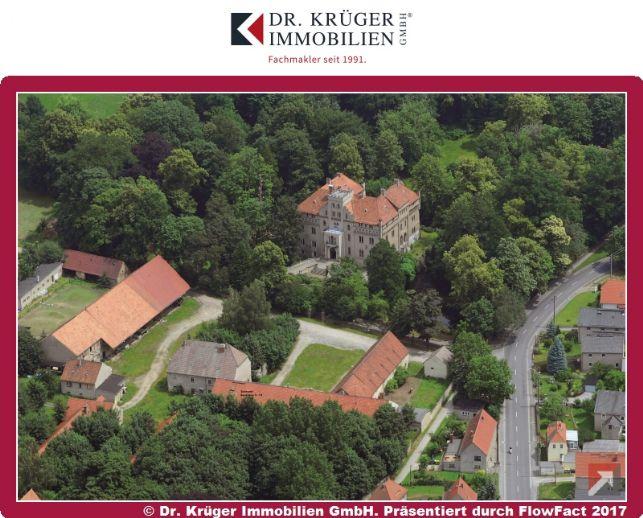 Denkmal- Eigentumswohnung im Erstbezug am Schlosspark Seifersdorf