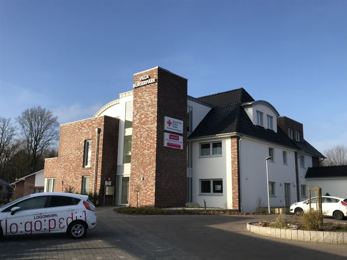 Schöne Neubauwohnung - Wohnen in der Villa Bürgerpark - Haselünne