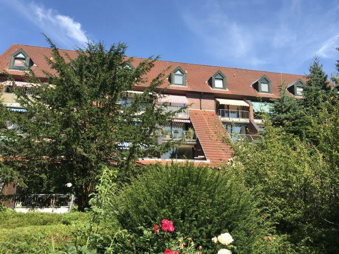 Schöne große 3- Zimmerwohnung in Rendsburg am Kanal