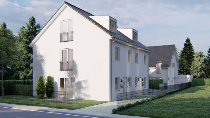 Neubau: Nur noch eine Doppelhaushälfte frei! In Top-Lage Nähe Ortskern & S-Bahn Feldkirchen (München-Ost)