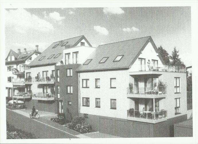 Großzügig, komfortabel, barrierefrei und ruhig in Cronenberg-Mitte wohnen. Mit Fahrstuhl und Balkon