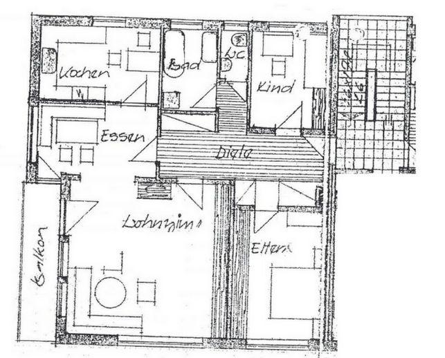 +++ 4- Zi. Wohnung in Langenbach bei Freising +++